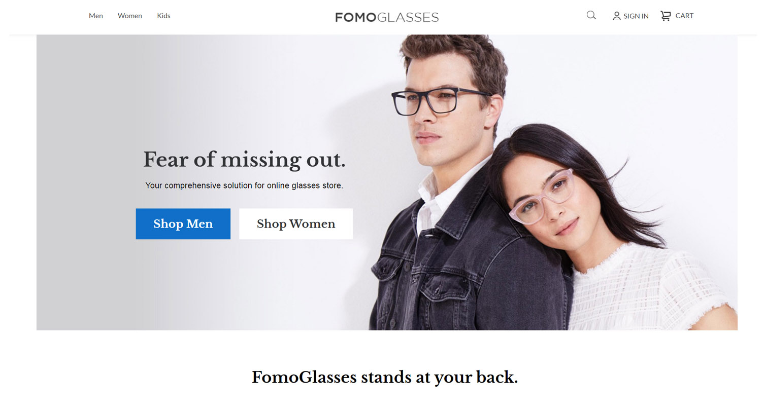 How to set up an online eyewera store quickly than ever